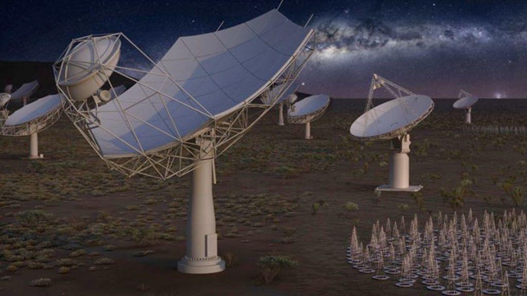 El nuevo proyecto científico internacional: SKA, el mayor radiotelescopio del mundo