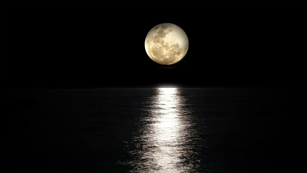 Llega la 'Luna del Castor', la luna más especial de noviembre y estará muy cerca de la Tierra