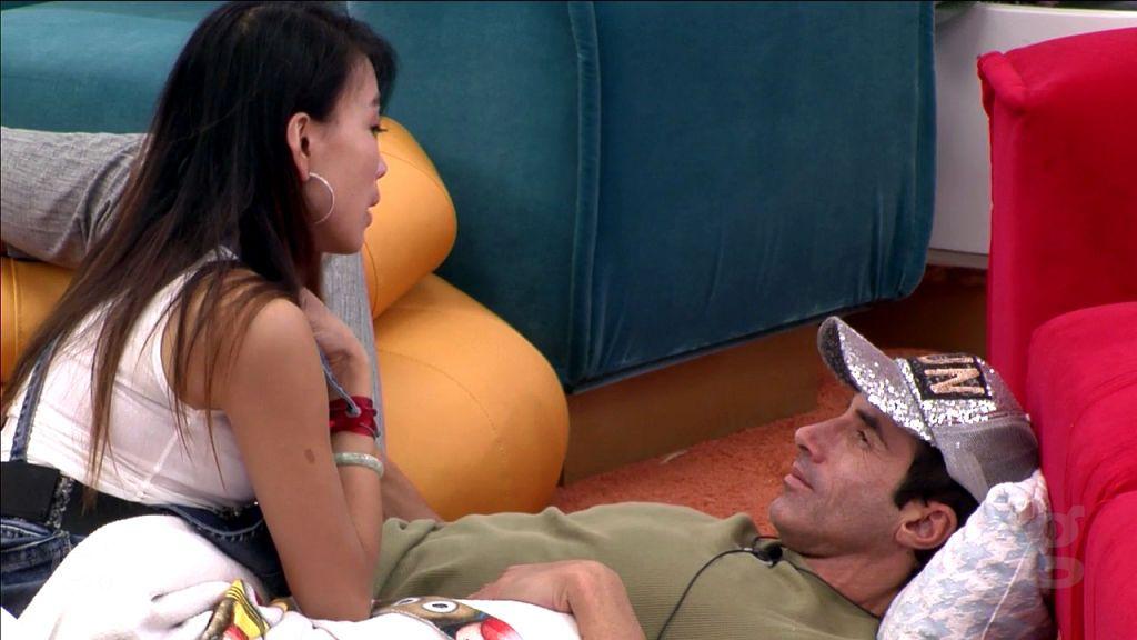 """¿Yang enamorada? """"Ni ella se lo cree"""", dice Hugo"""