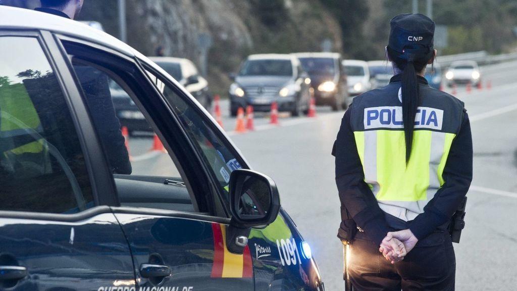 La Policía frustra un atraco en un banco de Elche (Alicante)