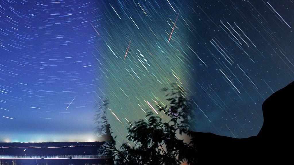 Táuridas sur y norte, leónidas y  alfa-monocerótidas: las lluvias de estrellas de noviembre
