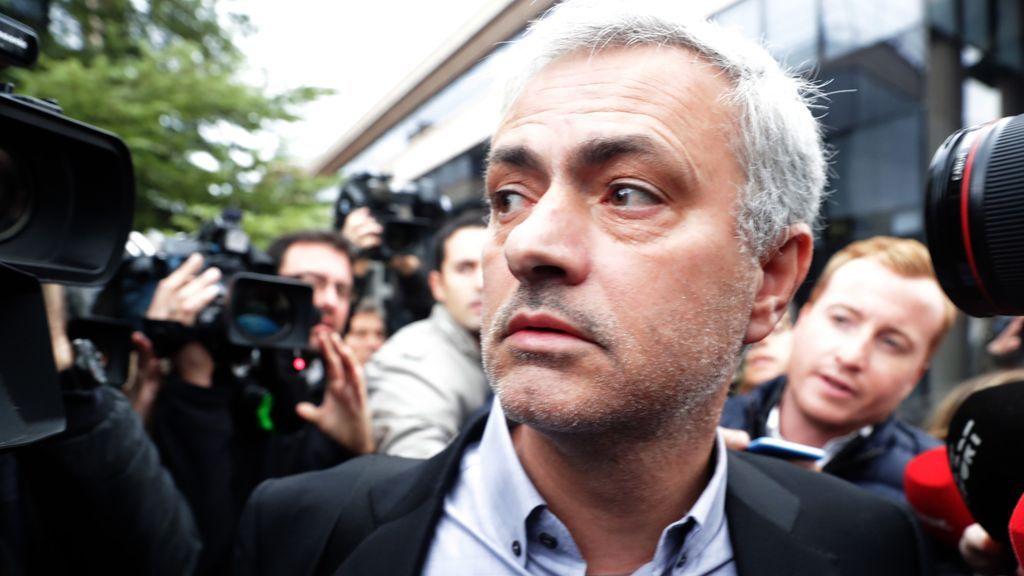 """Mourinho al juez sobre sus problemas con Hacienda: """"No contesté, no discutí, pagué y firmé"""""""