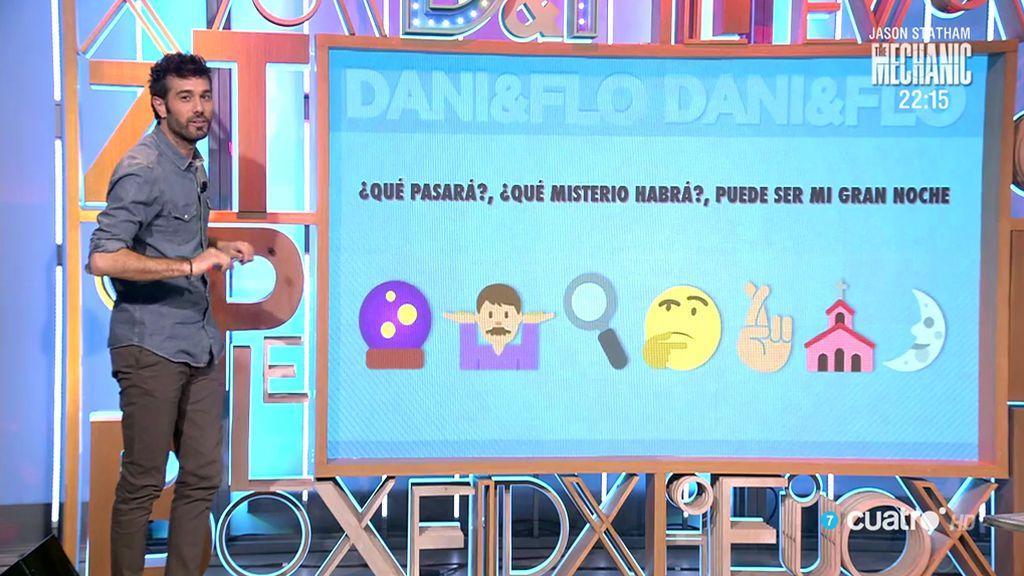 La versión 'Mi gran noche' con el emoji de Lara Álvarez 👩🏾😂