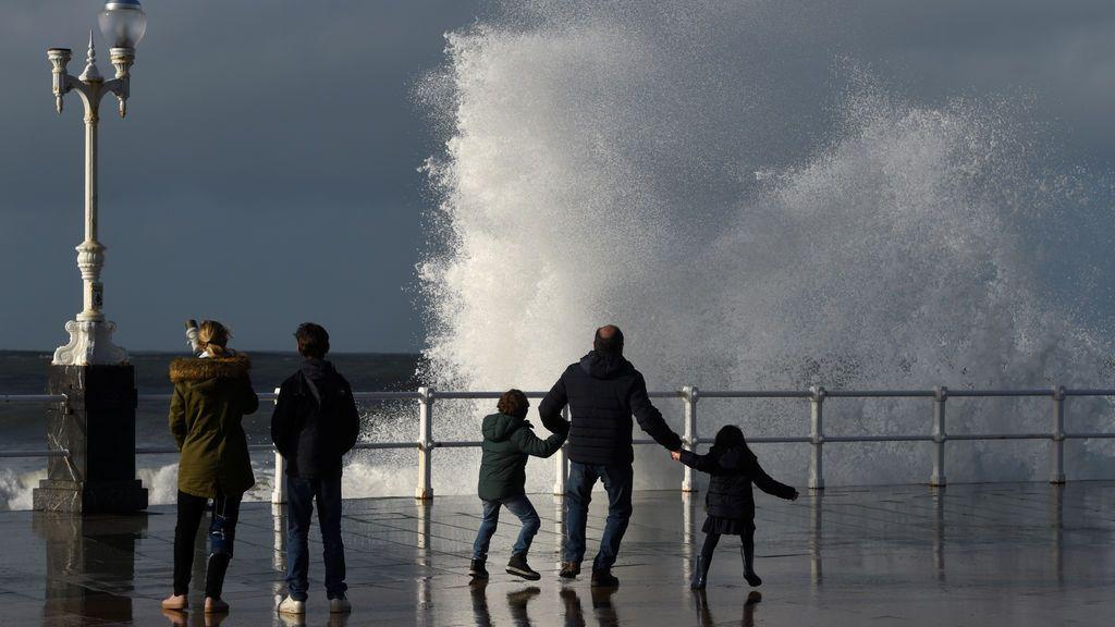 olas altas