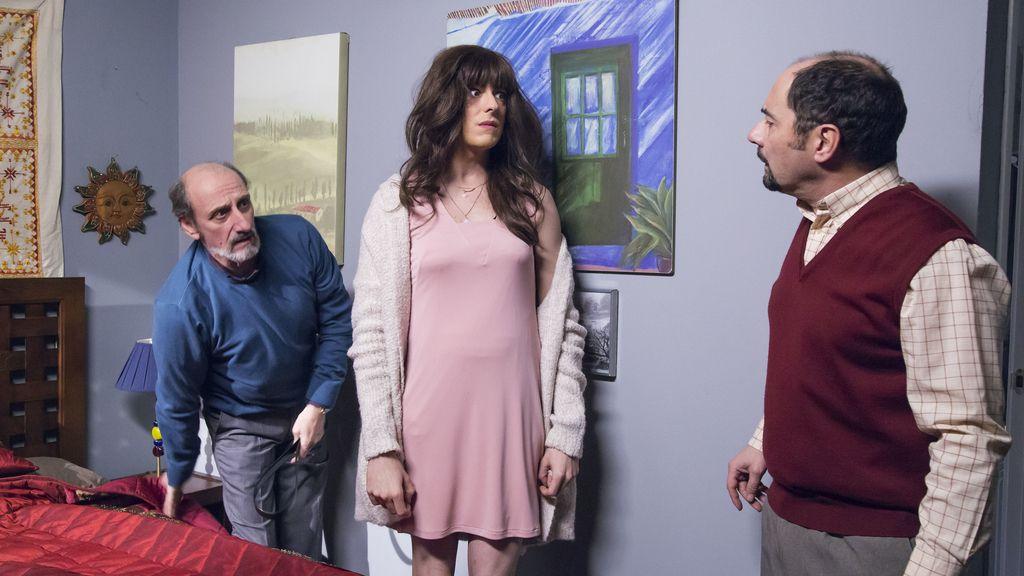 Imágenes del sexto capítulo de la décima temporada de 'La que se avecina', serie de Telecinco