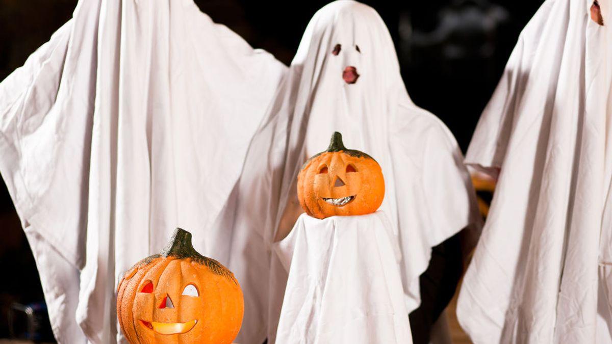 El premio al disfraz de Halloween más oportuno es para...