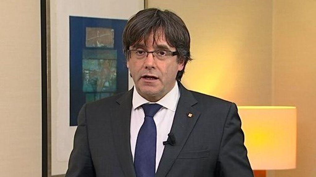 Puigdemont y sus exconsejeros no han acudido aún a las autoridades belgas