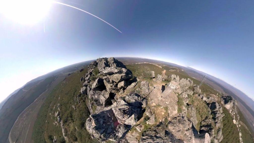 La realidad virtual llega a la Sierra de la Culebra con la cámara de 360º