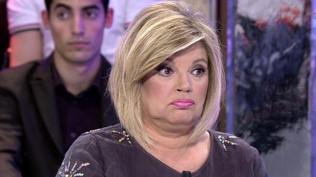 ¿Ha prohibido Terelu a Carmen contestar a algunas preguntas del 'Polideluxe'?