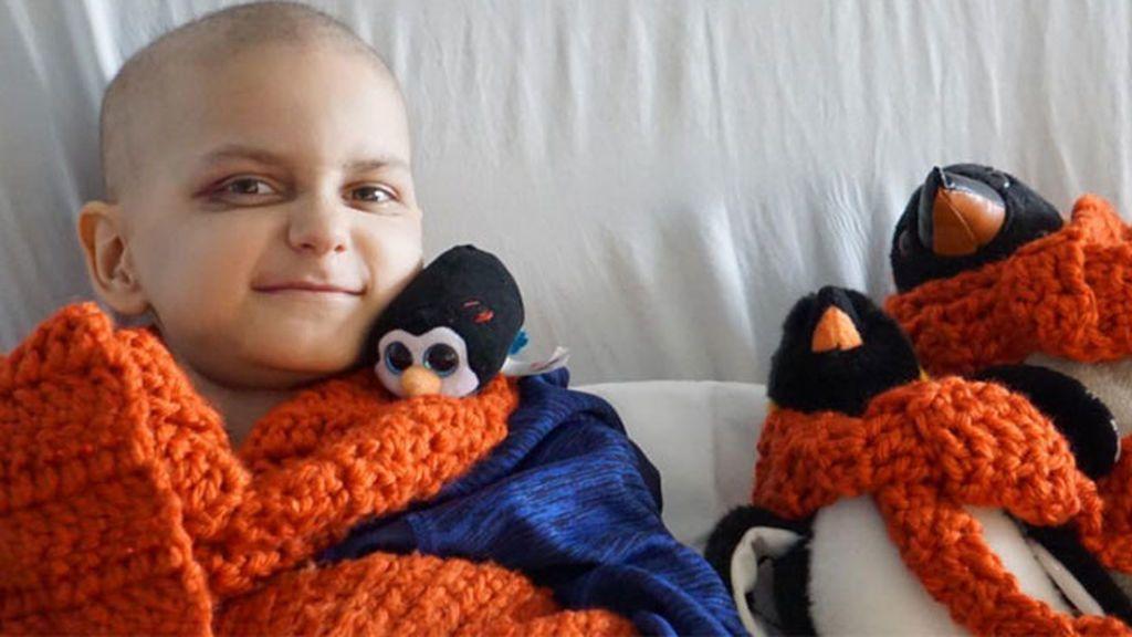 Un niño de 9 años con cáncer pide que le envíen tarjetas para celebrar su última Navidad