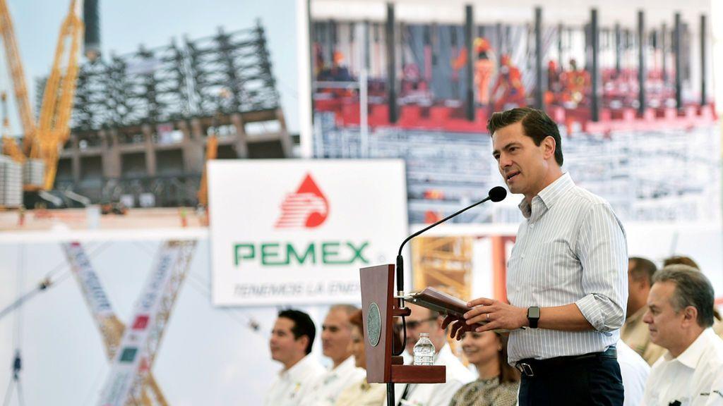 Pemex halla el yacimiento de petróleo más importante de los últimos 15 años