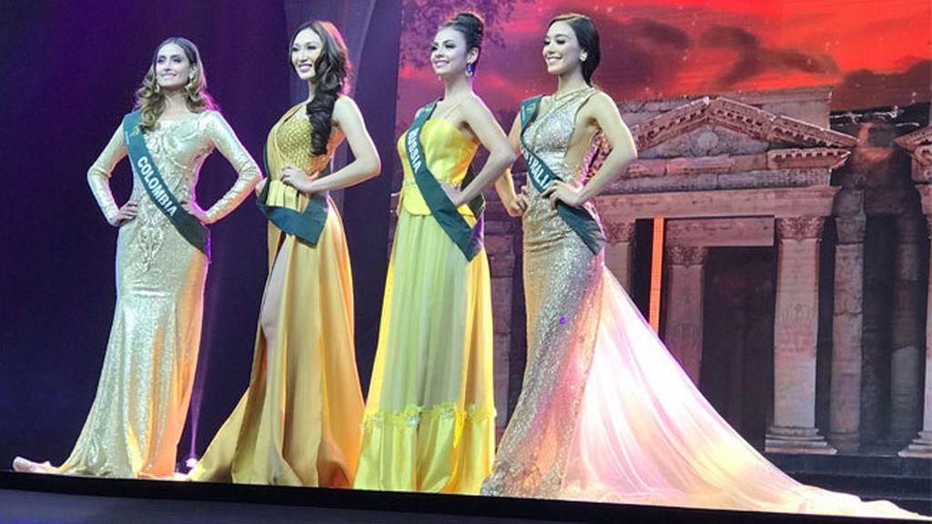 Karen Ibasco, de Filipinas, se convierte en Miss Tierra 2017