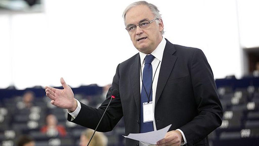 """González Pons acusa al ministro belga Jambón de pertenecer a un partido """"xenófobo"""""""