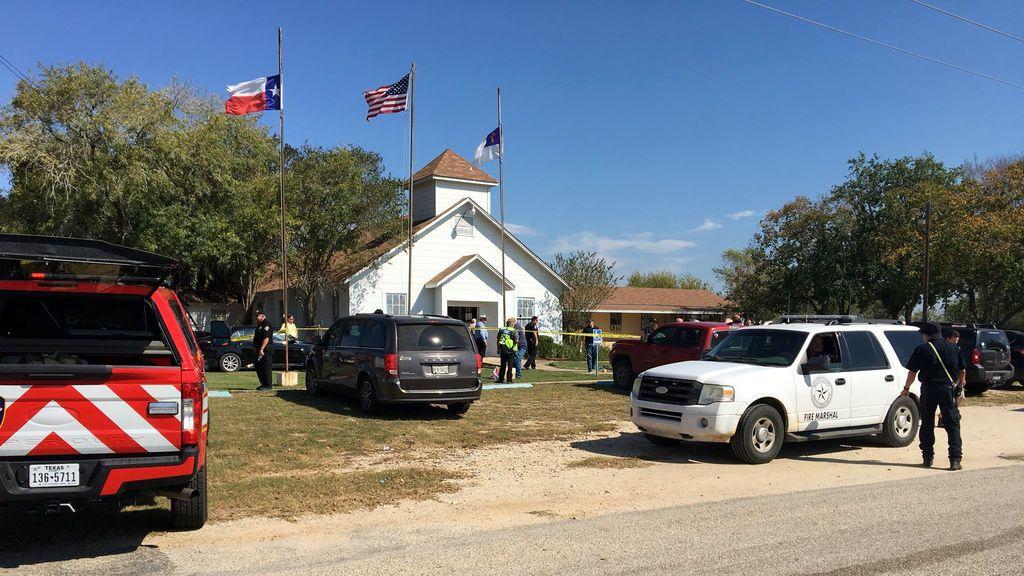 Iglesia Texas