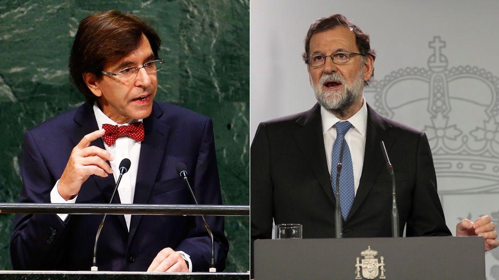 """Un exprimer ministro belga acusa a Rajoy de actuar como un """"franquista"""""""