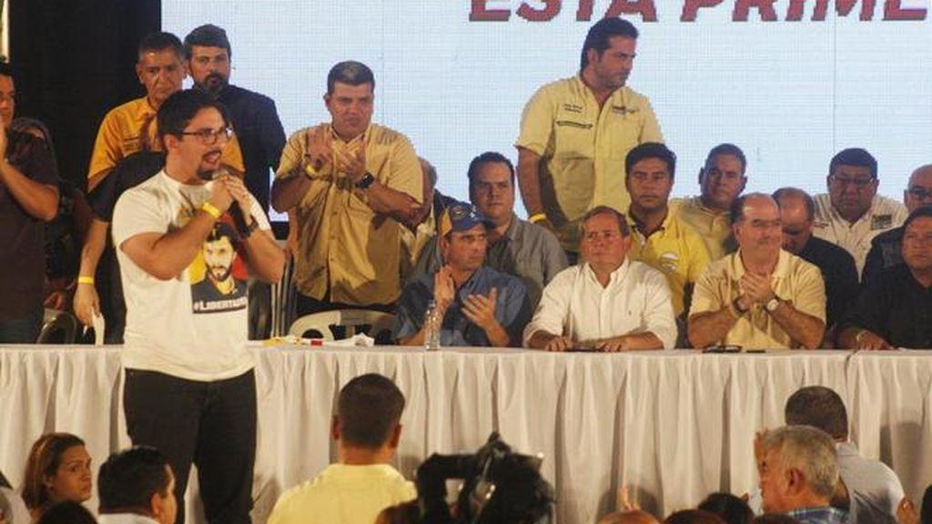 Freddy Guevara solicita protección en embajada de Chile en Venezuela