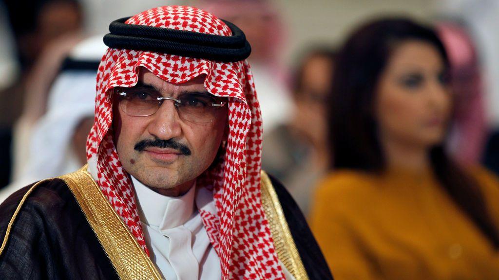 Al Waleed bin Talal, el multimillonario príncipe saudita arrestado por corrupción