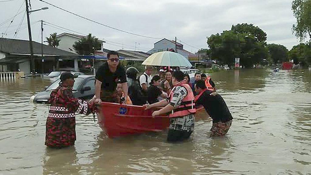 Unos turistas británicos tuvieron 15 minutos para evacuar su hotel en Vietnam