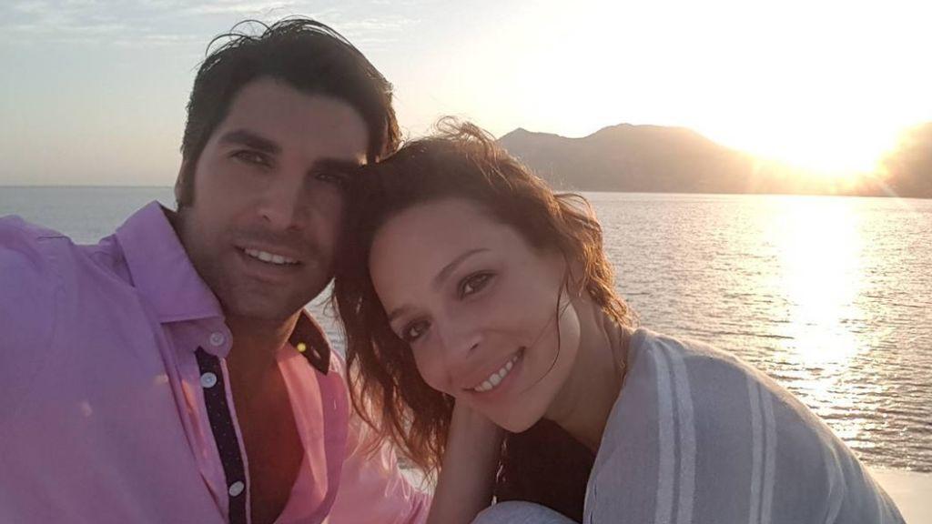 La romántica felicitación de Cayetano Rivera a Eva González por su 37 cumpleaños