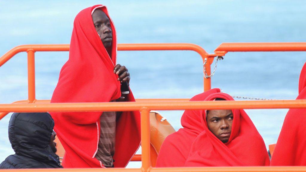 La OIM confirma 2.560 rescates y 34 muertos en el Mediterráneo en los últimos cuatro días