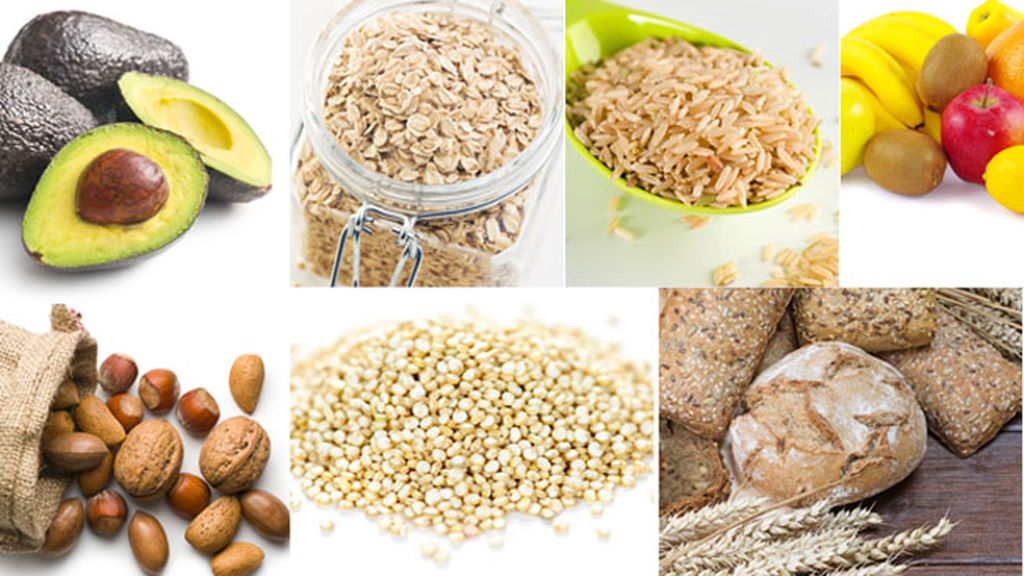 Siete alimentos para eliminar grasa