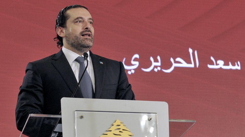 """EEUU defiende un """"proceso político ordenado"""" tras la dimisión de Hariri"""