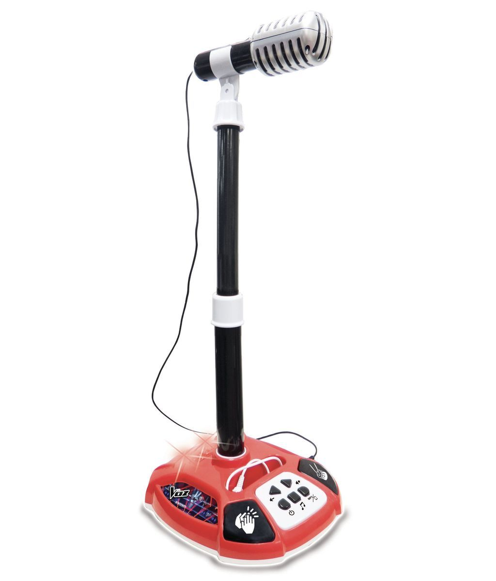 Instrumentos La Voz