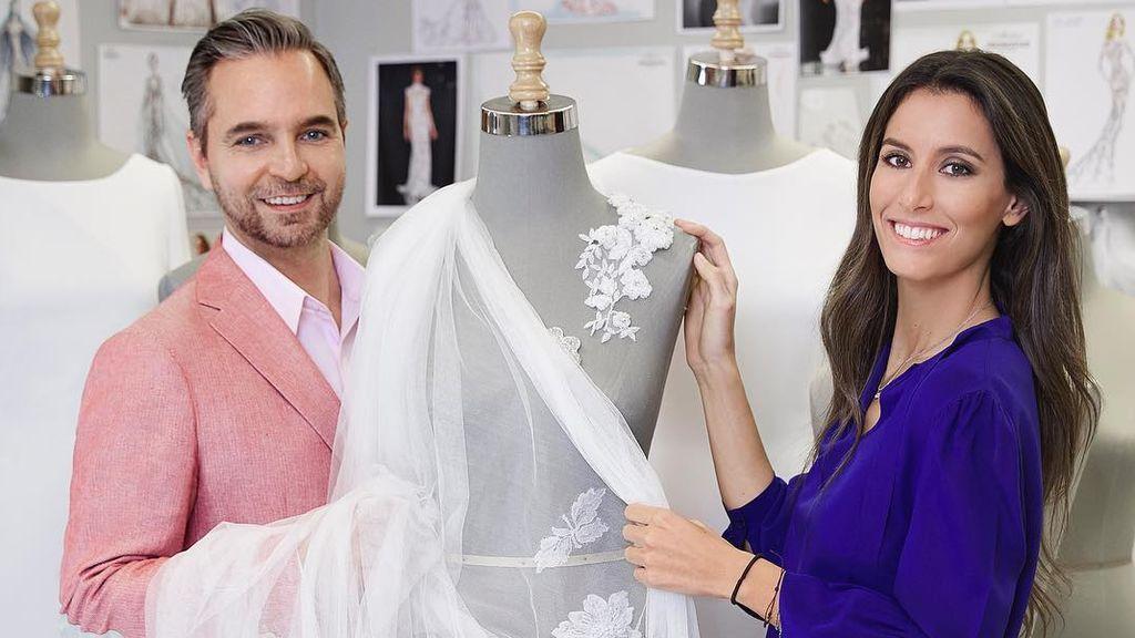 Tic, tac, tic, tac... Ana Boyer ya tiene el vestido de novia
