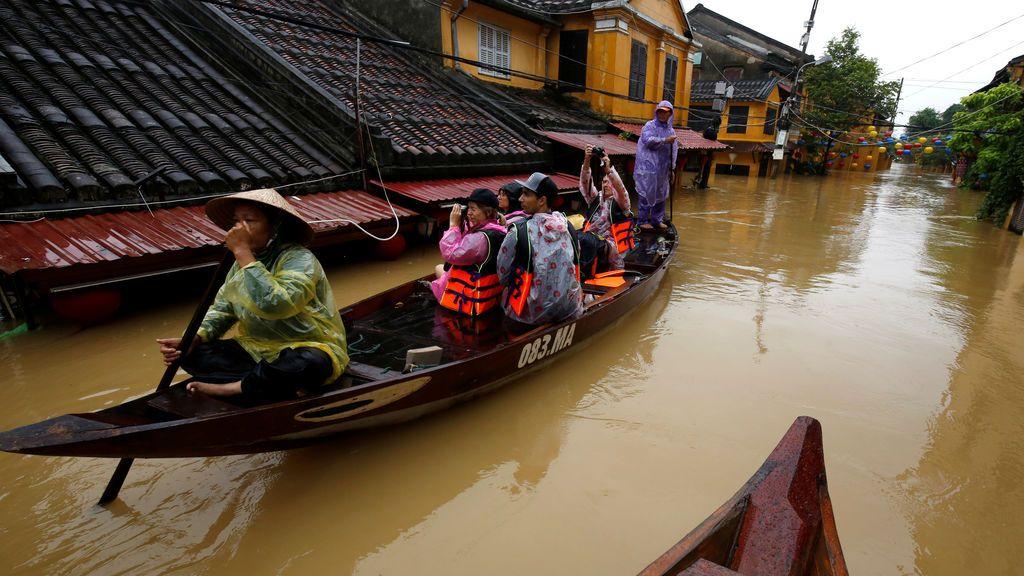 Alrededor de 35.000 personas han sido evacuadas