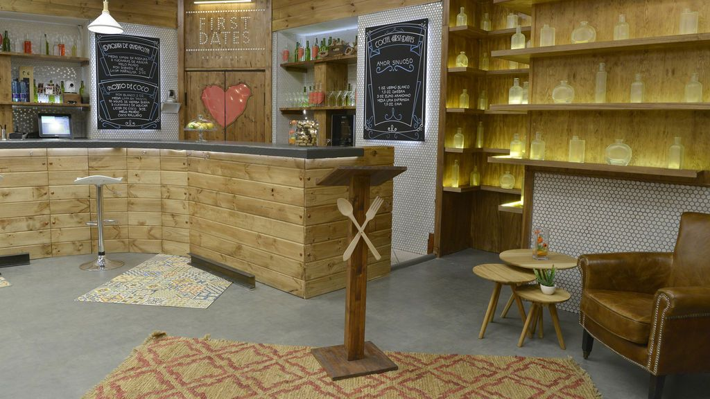 'First dates' renueva su restaurante