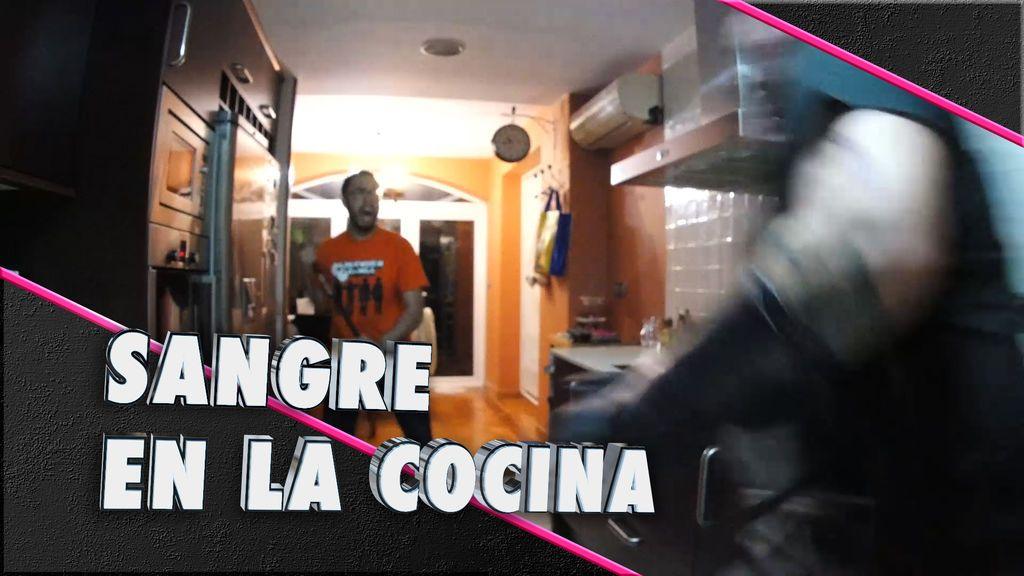Sangre en la cocina, tercer finalista del Tercer Campeonato de Sustos de España