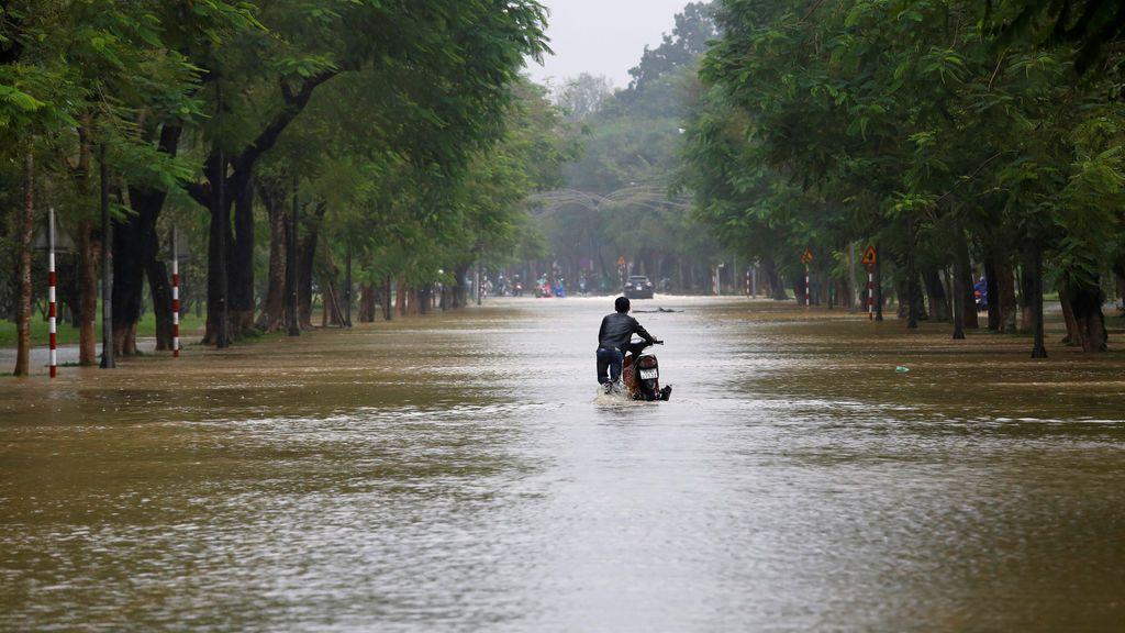 Es la decimosegunda tormenta que azota a Vietnam este año