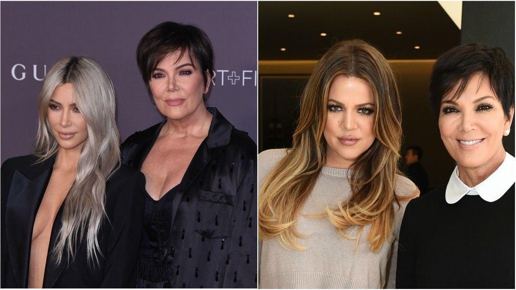'Mejor amiga, reina y superheroína': Así han calificado Kim y Khloé Kardashian a Kris Jenner por su cumpleaños😍🎂