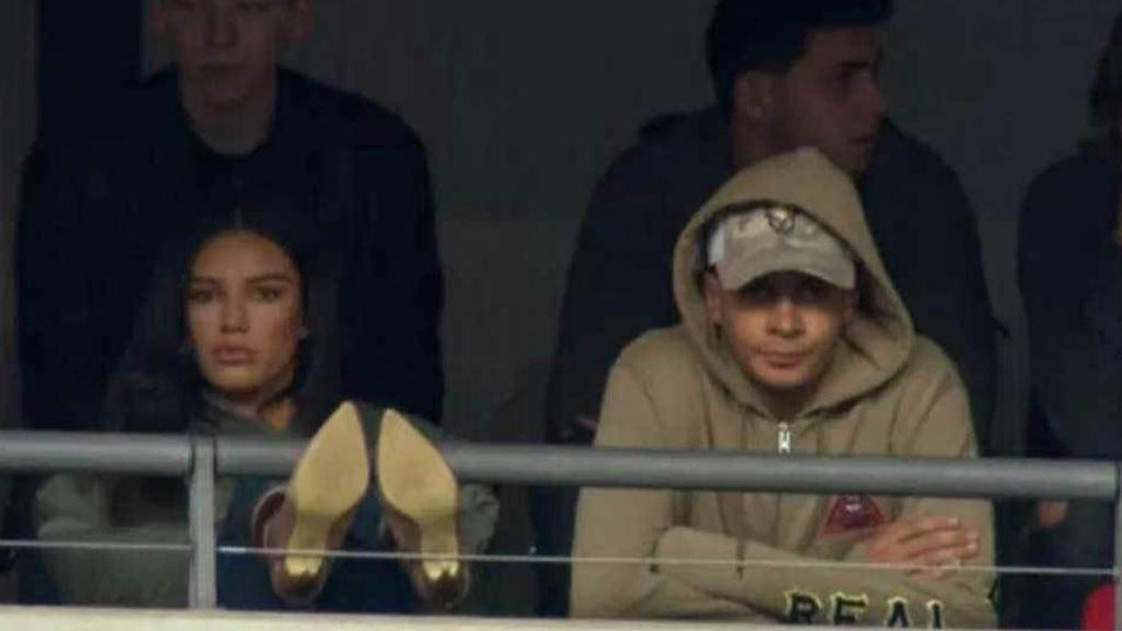 La foto de la novia de Delle Alli que indigna a los aficionados de Wembley