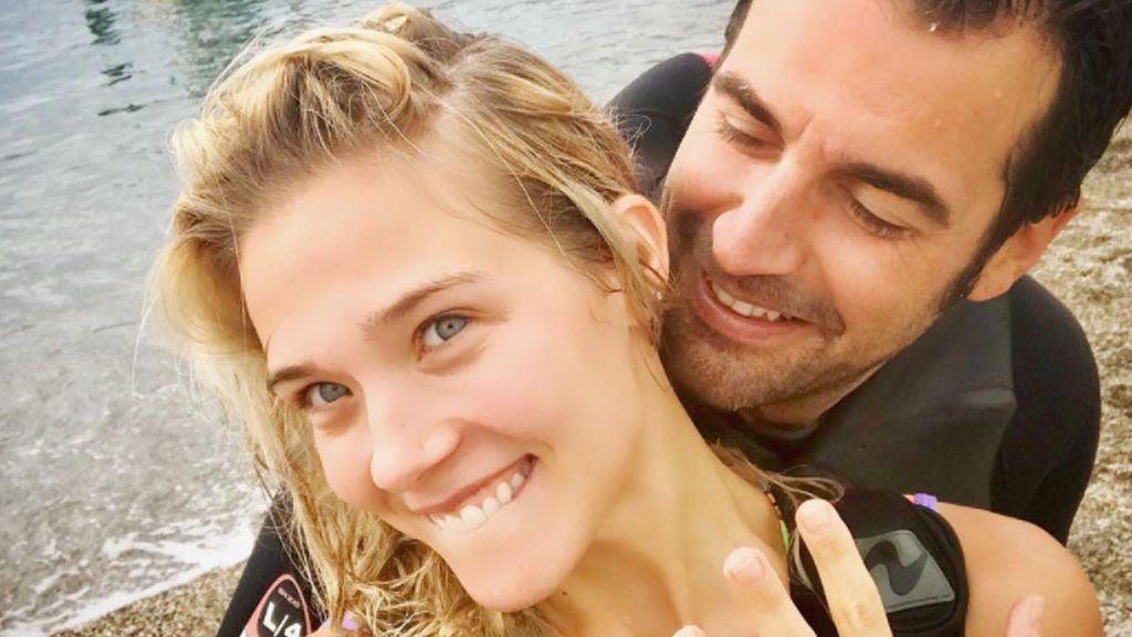 ¡Patricia Montero se casa! Te contamos al detalle cómo ha sido su 'sí quiero' bajo el mar, tras casi 10 años de novios 💍🤵🏻👰🏼