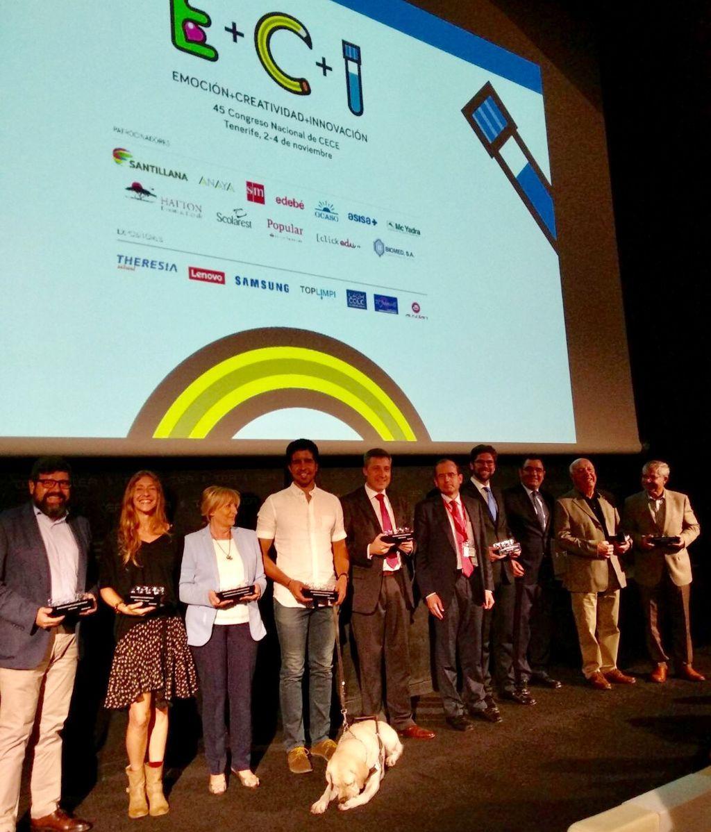 'Se buscan valientes' obtiene el Reconocimiento de los Valores Sociales concedido por la Confederación Española de Centros de Enseñanza