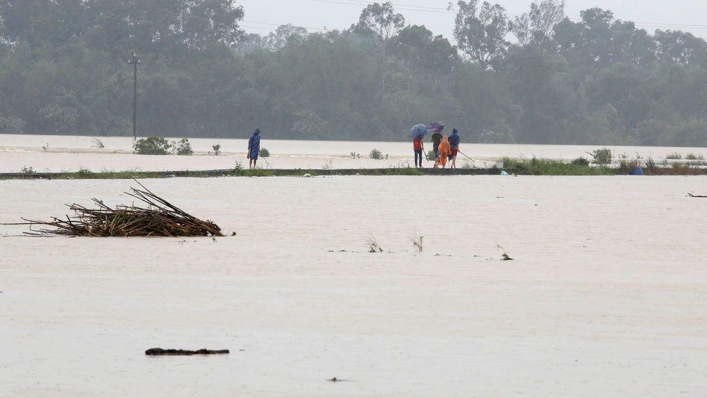 Damrey, el tifón más devastador de los últimos 16 años en Vietnam