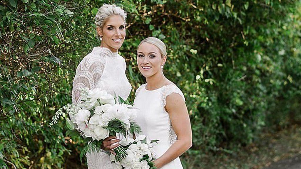 Delle Donne, una de las mejores jugadores de baloncesto del mundo, se ha casado