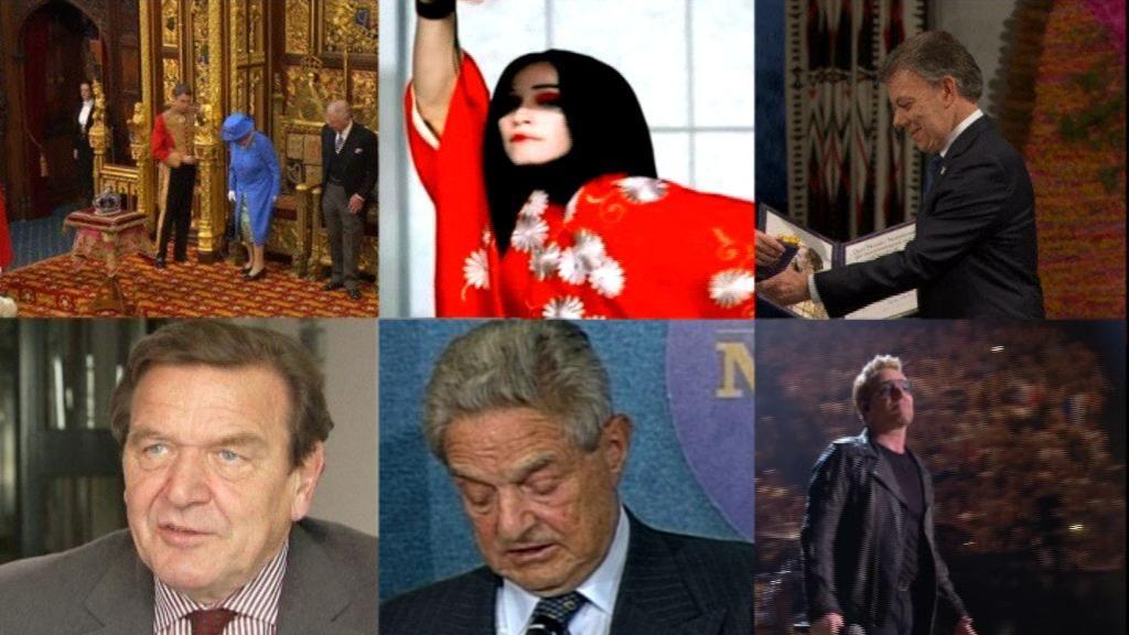 Las caras internacionales de los 'Papeles del Paraíso'