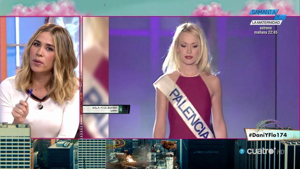 ¡Muy fueeeerte! Patricia Conde, Tamara Gorro y Vanesa Romero concursaron en Miss España