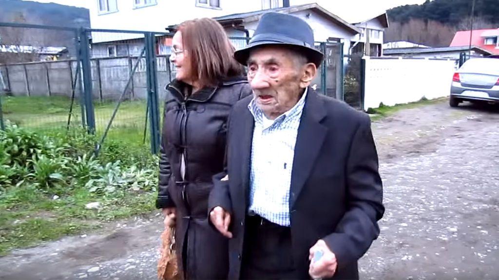 ¿Es Don Celino el hombre más longevo del mundo con 121 años?
