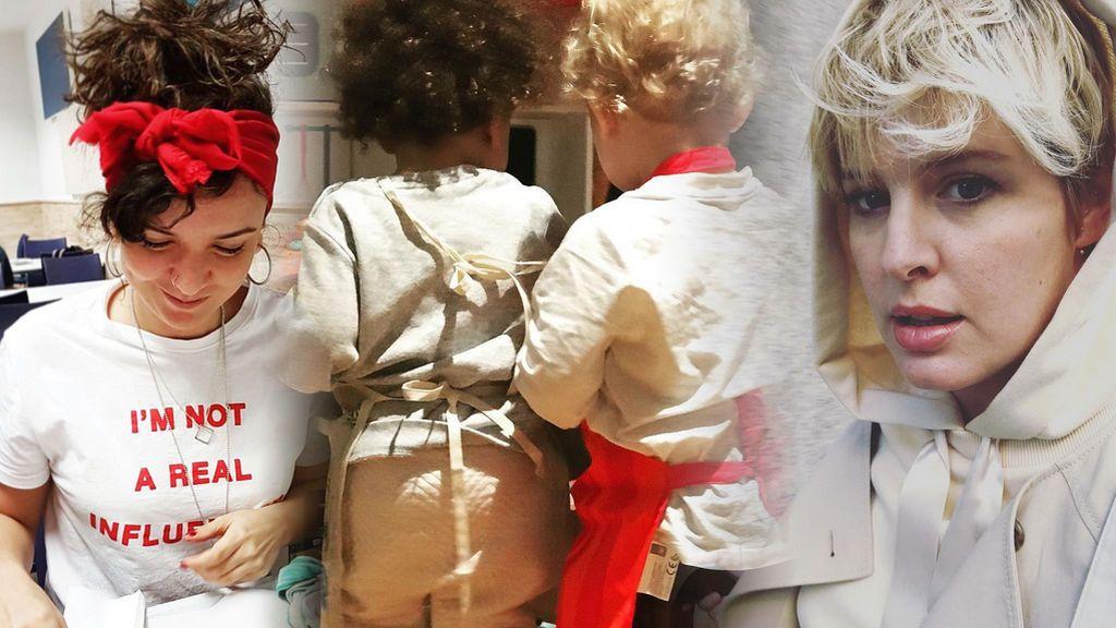 ¡Zipi y zape! Los hijos de Tania Llasera y la estilista, Mayra del Pilar son inseparables