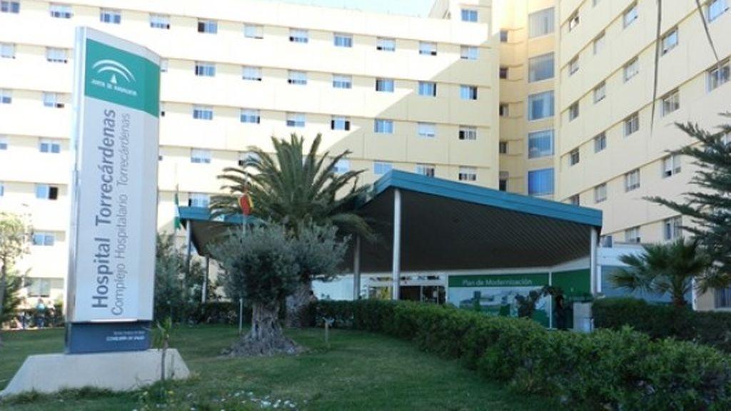 Hospitalizada una mujer en Almería tras ser degollada por su marido