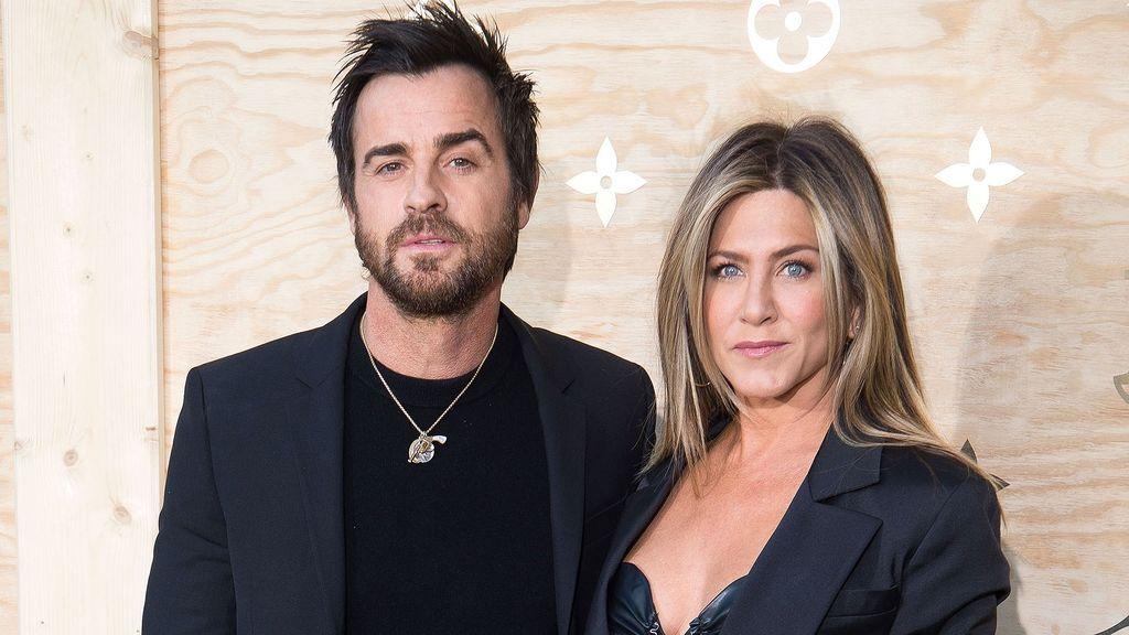 Jennifer Aniston y Justin Theroux recurren a la gestación subrogada