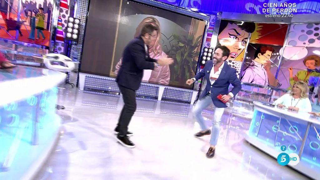 Lydia y Jesús Manuel solucionan sus enfrentamientos bailando