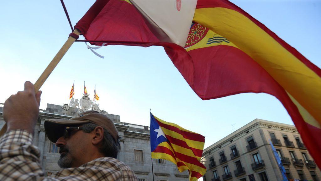 La independencia de Cataluña pasa de la novena a la segunda preocupación de los españoles en solo tres meses