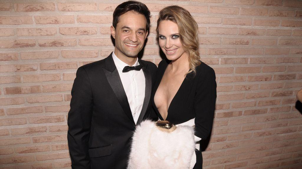 Vanesa Romero acudió a los Marie Claire con su pareja, Alberto Jiménez