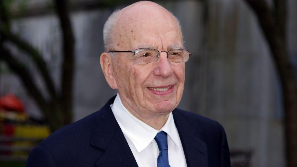 El  fundador de 21st Century Fox, Rupert Murdoch.