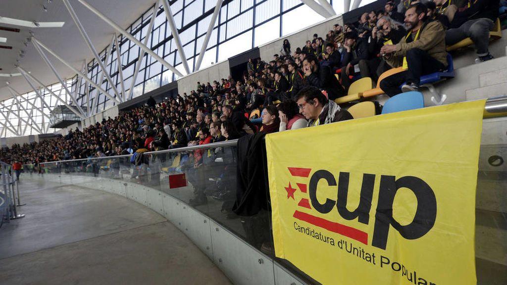 La CUP no participará en ninguna coalición y propondrá cuatro opciones en su asamblea