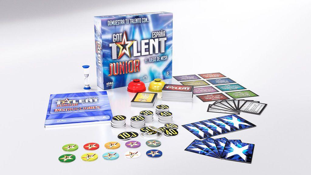 ¡Desata tu talento con el juego de mesa de Got Talent!